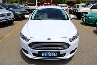 2018 Ford Mondeo MD 2018.25MY Ambiente PwrShift White 6 Speed Sports Automatic Dual Clutch Wagon