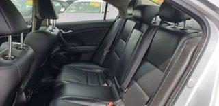 2012 Honda Accord Euro CU MY13 Luxury Silver 5 Speed Automatic Sedan