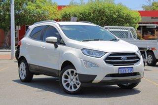 2019 Ford Ecosport BL 2019.25MY Titanium White 6 Speed Automatic Wagon