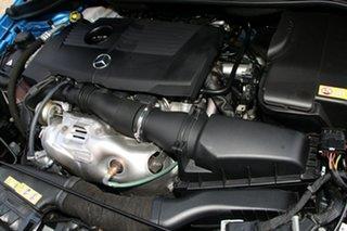 2015 Mercedes-Benz B200 246 MY15 Blue 7 Speed Auto Direct Shift Hatchback