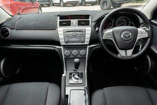 2008 Mazda 6 GH1051 Classic Red 5 Speed Sports Automatic Sedan.