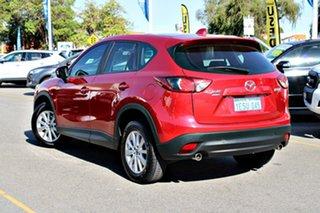 2014 Mazda CX-5 KE1031 MY14 Maxx SKYACTIV-Drive AWD Sport Red 6 Speed Sports Automatic Wagon