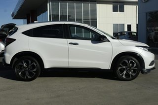 2020 Honda HR-V MY21 RS Platinum White 1 Speed Constant Variable Hatchback