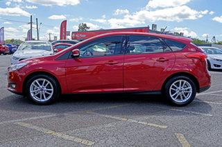 2018 Ford Focus LZ Trend Red 6 Speed Automatic Hatchback