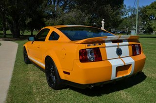 2006 Ford Mustang Shelby GT500 Orange Manual Hatchback