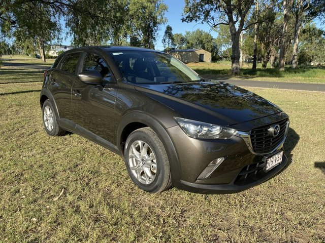 Used Mazda CX-3 DK Maxx (AWD), 2015 Mazda CX-3 DK Maxx (AWD) 6 Speed Automatic Wagon