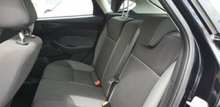 2013 Ford Focus LW MkII Ambiente PwrShift Black 6 Speed Sports Automatic Dual Clutch Hatchback