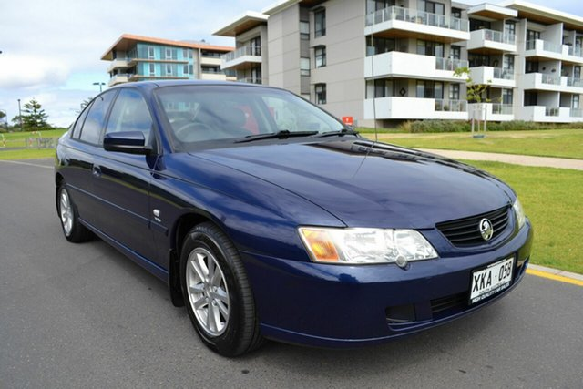 Used Holden Commodore VY II Acclaim, 2004 Holden Commodore VY II Acclaim Blue 4 Speed Automatic Sedan