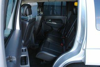 2012 Jeep Cherokee KK MY12 JET Bright Silver 4 Speed Automatic Wagon