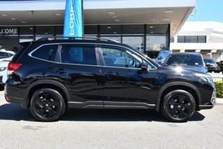 2019 Subaru Forester S5 MY20 2.5i Premium CVT AWD Crystal Black 7 Speed Constant Variable Wagon