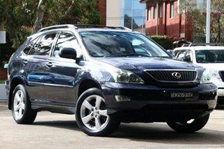 2006 Lexus RX350 GSU35R 06 Upgrade Sports Luxury Blue 5 Speed Sequential Auto Wagon.