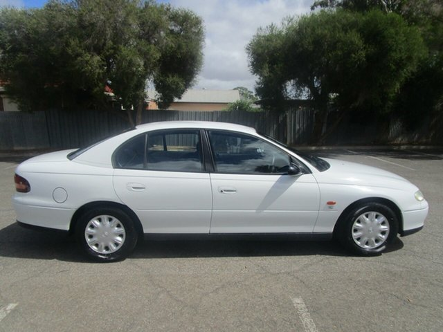 Used Holden Commodore VT Executive, 1999 Holden Commodore VT Executive 4 Speed Automatic Sedan