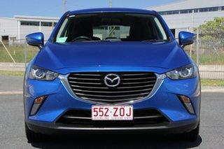 2015 Mazda CX-3 DK Maxx (FWD) Dynamic Blue 6 Speed Automatic Wagon