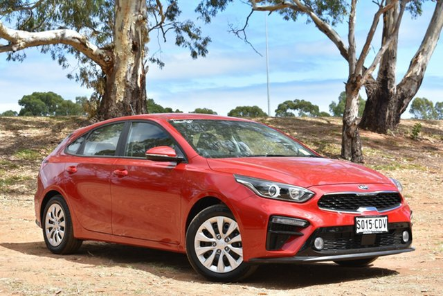 Demo Kia Cerato  , BD CERATO S Safety Pack 2.0L 6Spd AT Hatch MY20