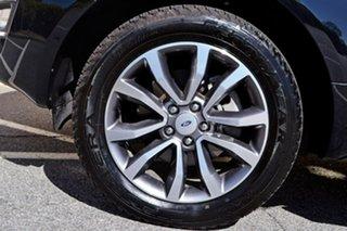 2016 Ford Territory SZ MkII Titanium Seq Sport Shift Black 6 Speed Sports Automatic Wagon