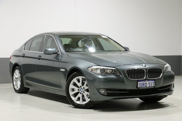 Used BMW 520d F10 MY11 , 2011 BMW 520d F10 MY11 Grey 8 Speed Automatic Sedan