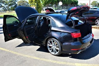 2015 Audi S3 8V MY16 S Tronic Quattro Black 6 Speed Sports Automatic Dual Clutch Sedan