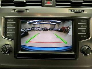 2016 Volkswagen Golf VII MY17 92TSI DSG Comfortline Blue 7 Speed Sports Automatic Dual Clutch
