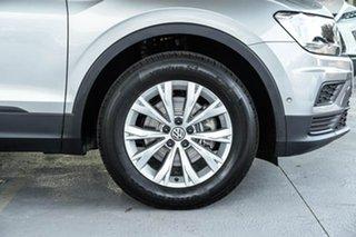 2019 Volkswagen Tiguan 5N MY20 110TSI DSG 2WD Trendline Silver 6 Speed Sports Automatic Dual Clutch