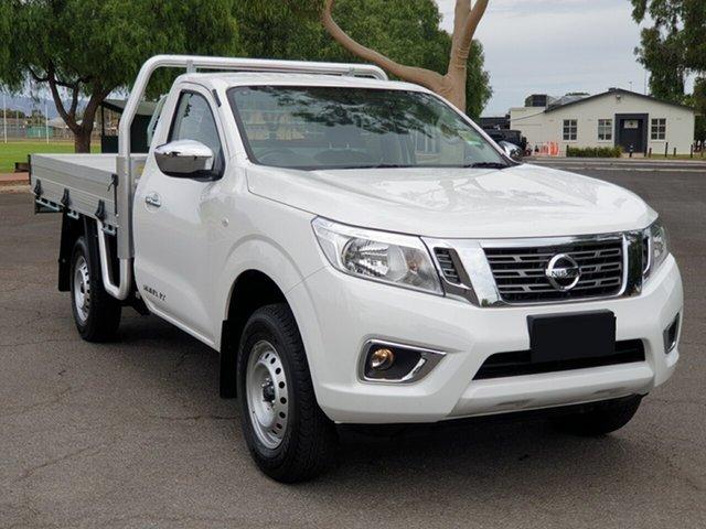 New Nissan Navara D23 S4 MY20 RX 4x2, 2020 Nissan Navara D23 S4 MY20 RX 4x2 Polar White 6 Speed Manual Cab Chassis