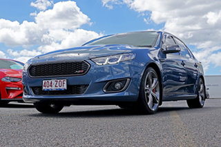 2016 Ford Falcon FG X XR8 Blue 6 Speed Sports Automatic Sedan