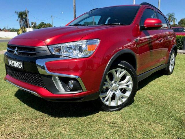 Used Mitsubishi ASX XD MY20 ES 2WD ADAS, 2019 Mitsubishi ASX XD MY20 ES 2WD ADAS Red 6 Speed Constant Variable Wagon
