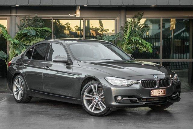 Used BMW 3 Series F30 MY0812 328i, 2012 BMW 3 Series F30 MY0812 328i Grey 8 Speed Sports Automatic Sedan