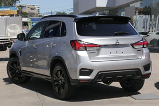 2021 Mitsubishi ASX XD MY21 GSR 2WD Sterling Silver 6 Speed Constant Variable Wagon.