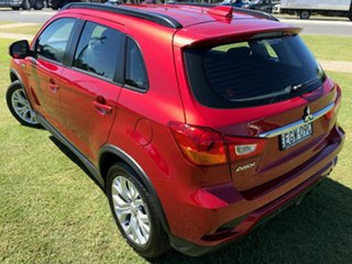 2019 Mitsubishi ASX XD MY20 ES 2WD ADAS Red 6 Speed Constant Variable Wagon