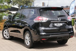 2014 Nissan X-Trail T32 ST (FWD) Black Continuous Variable Wagon.