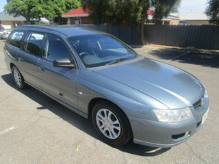 2007 Holden Commodore VZ MY06 Upgrade Executive 4 Speed Automatic Wagon.