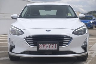2019 Ford Focus SA 2019.25MY Trend White 8 Speed Automatic Hatchback