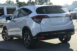 2021 Honda HR-V MY21 RS Platinum White 1 Speed Constant Variable Hatchback.