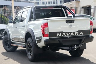 2020 Nissan Navara D23 S4 MY20 N-TREK Warrior White Diamond 7 Speed Sports Automatic Utility.