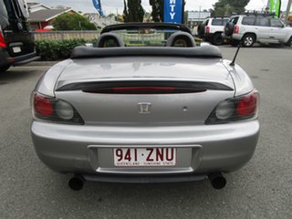 1999 Honda S2000 Silver 6 Speed Manual Roadster