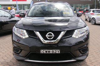 2014 Nissan X-Trail T32 ST (FWD) Black Continuous Variable Wagon