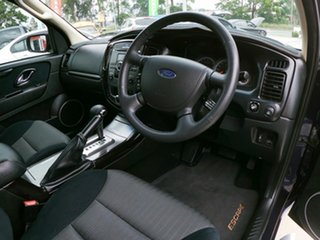 2010 Ford Escape ZD Blue 4 Speed Automatic Wagon
