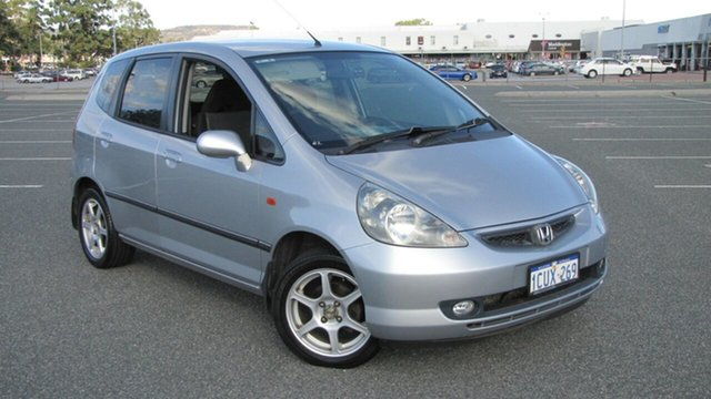 Used Honda Jazz GD MY05 VTi, 2004 Honda Jazz GD MY05 VTi Silver 5 Speed Manual Hatchback