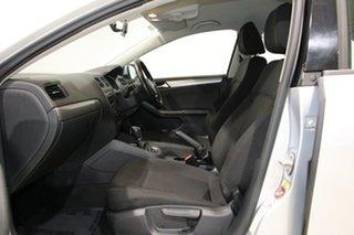 2015 Volkswagen Jetta 1KM MY16 118 TSI Trendline Silver 7 Speed Auto Direct Shift Sedan