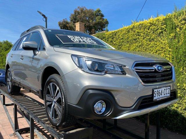 Demo Subaru Outback B6A MY19 2.5i CVT AWD, 2019 Subaru Outback B6A MY19 2.5i CVT AWD Tungsten 7 Speed Constant Variable Wagon