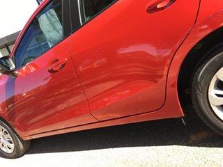 2017 Mazda 2 DJ2HA6 Neo SKYACTIV-MT Red/Black 6 Speed Manual Hatchback