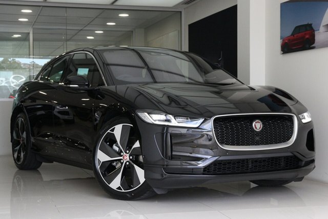 Demo Jaguar I-Pace X590 MY20 SE Brookvale, 2019 Jaguar I-Pace X590 MY20 SE Santorini Black 1 Speed Automatic Wagon