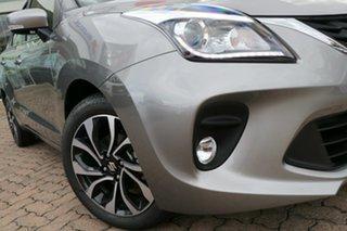 2020 Suzuki Baleno EW Series II GLX Premium Silver 4 Speed Automatic Hatchback.