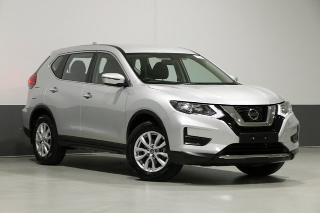 Used Nissan X-Trail T32 Series 2 ST (4WD), 2019 Nissan X-Trail T32 Series 2 ST (4WD) Silver Continuous Variable Wagon