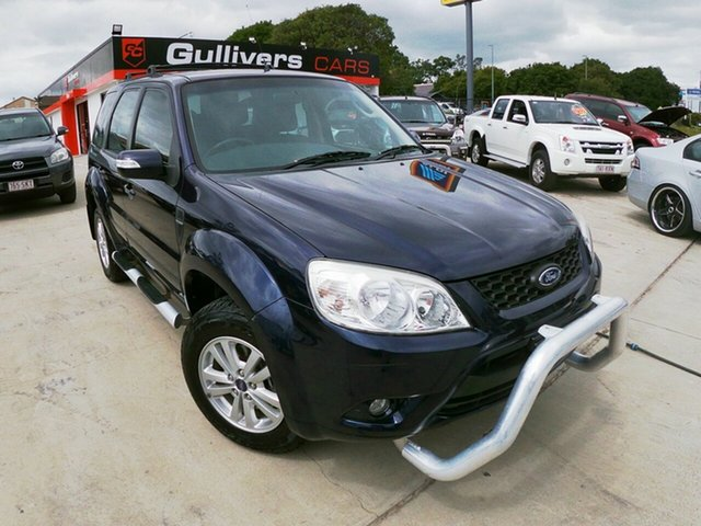 Used Ford Escape ZD , 2010 Ford Escape ZD Blue 4 Speed Automatic Wagon