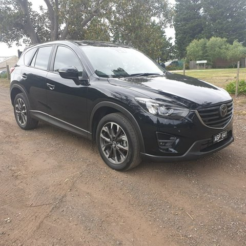 Used Mazda CX-5  , 2016 Mazda CX-5 KE Series 2 Akera Black Sports Automatic Wagon