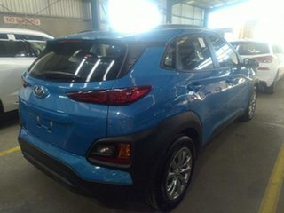 2019 Hyundai Kona OS.2 MY19 GO (FWD) Blue Lagoon 6 Speed Automatic Wagon