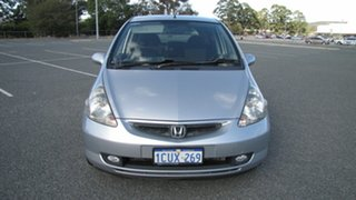 2004 Honda Jazz GD MY05 VTi Silver 5 Speed Manual Hatchback