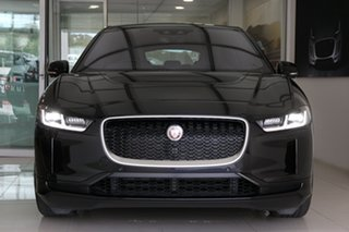 2019 Jaguar I-Pace X590 MY20 SE Santorini Black 1 Speed Automatic Wagon