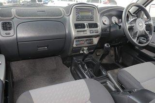 2013 Nissan Navara D22 S5 ST-R White 5 Speed Manual Utility